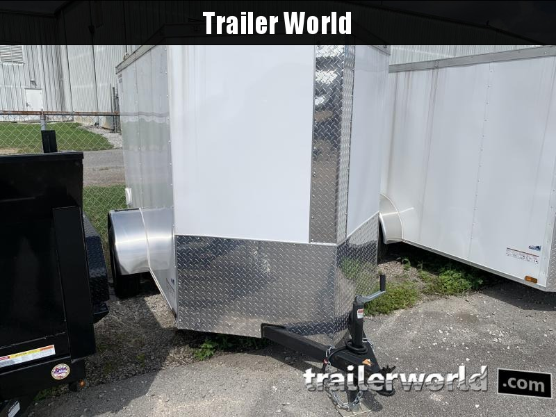 2020 Anvil AT5X8SA Enclosed Cargo Trailer