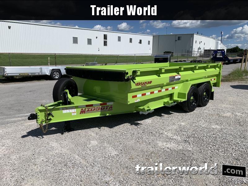 2022 Midsota HVHD-16 Dump Trailer