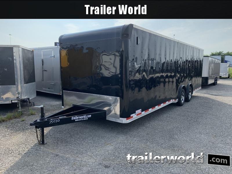 2022 75030 8.5 X 28TA Car / Racing Trailer