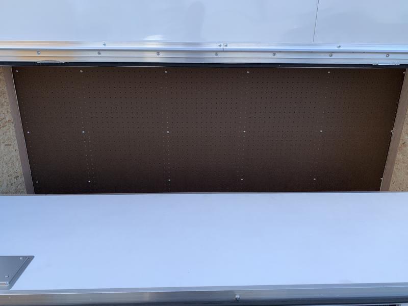 2021 BRAVO STAR 8.5x16 PRO SERIES CONTRACTOR TRAILER