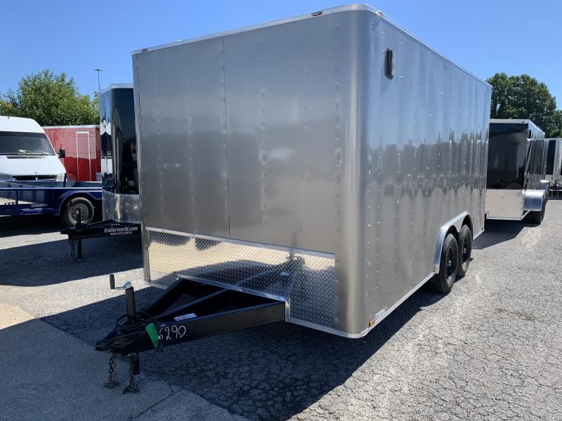 2022 (76290) 8.5 X 16'TA Enclosed Cargo Trailer