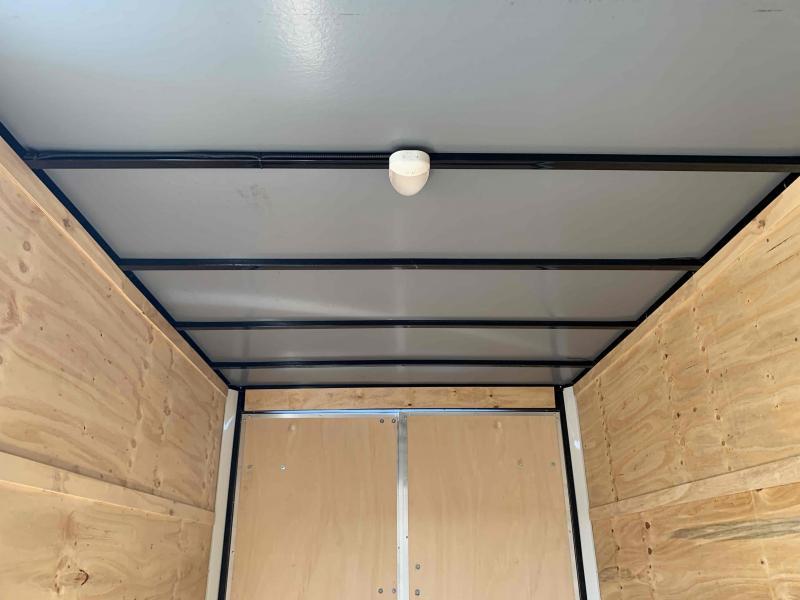 2021 Lark 7X14TA Enclosed Cargo Trailer