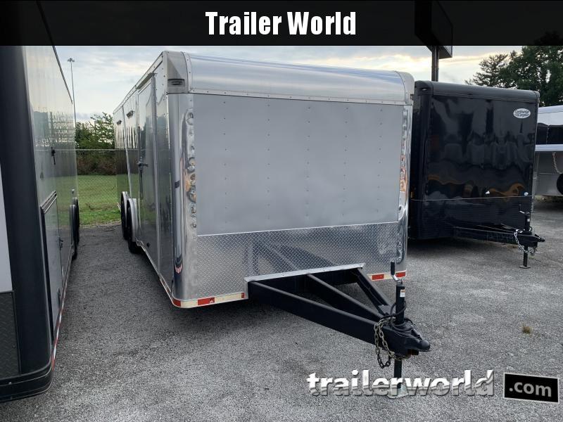 2019 Lark 24' Enclosed Car Trailer 14k GVWR