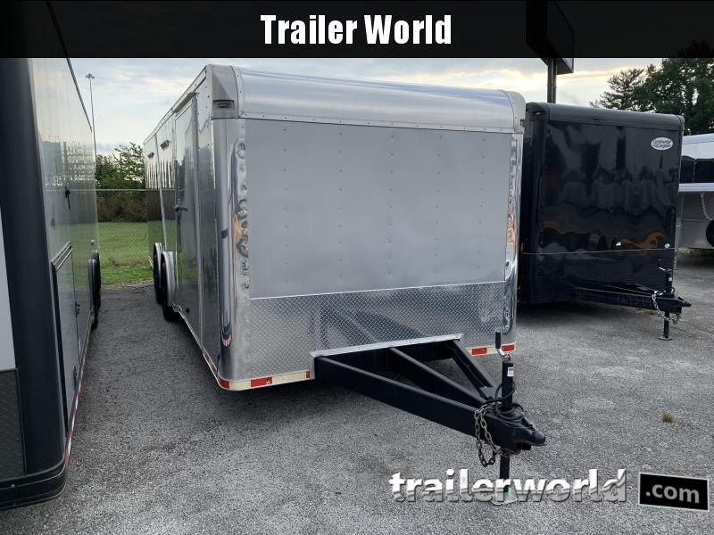 2019 Lark 24' Enclosed Car Trailer 14k GVWR