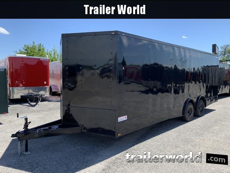 2021 25902 8.5 ' x 24'TA Car / Racing Trailer