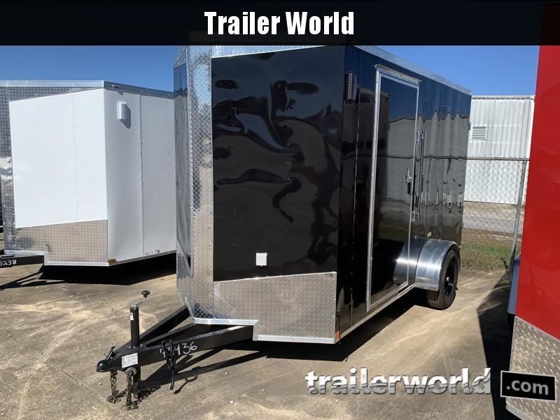 2021 Lark 6x12SA Vending / Concession Trailer