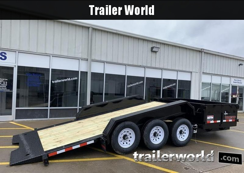 2020 Midsota HS-21 Tilt Bed Equipment Trailer