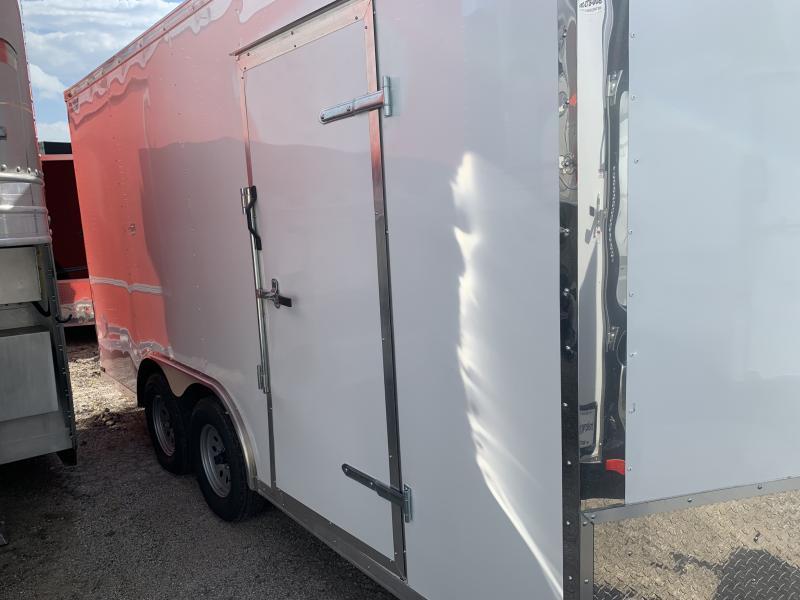 2022 29372 8.5 x 16'TA Enclosed Cargo Trailer
