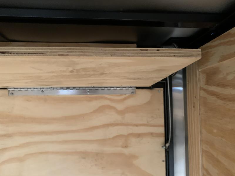 2021 27534 7 x 16'TA Enclosed Cargo Trailer