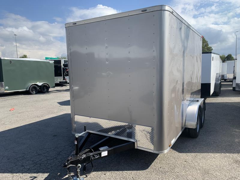 2022 76322 7 x 12'TA Enclosed Cargo Trailer