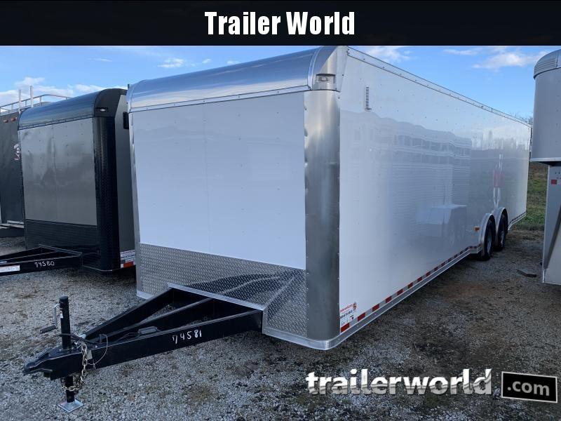 2021 Lark 8.5X34TA Car / Racing Trailer