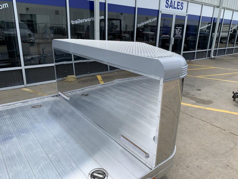 2022 Sundowner ULTRA 22'  Aluminum Open Car Hauler Trailer