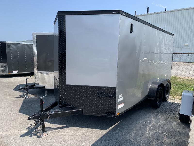2021 27531 7 x 14'TA Enclosed Cargo Trailer