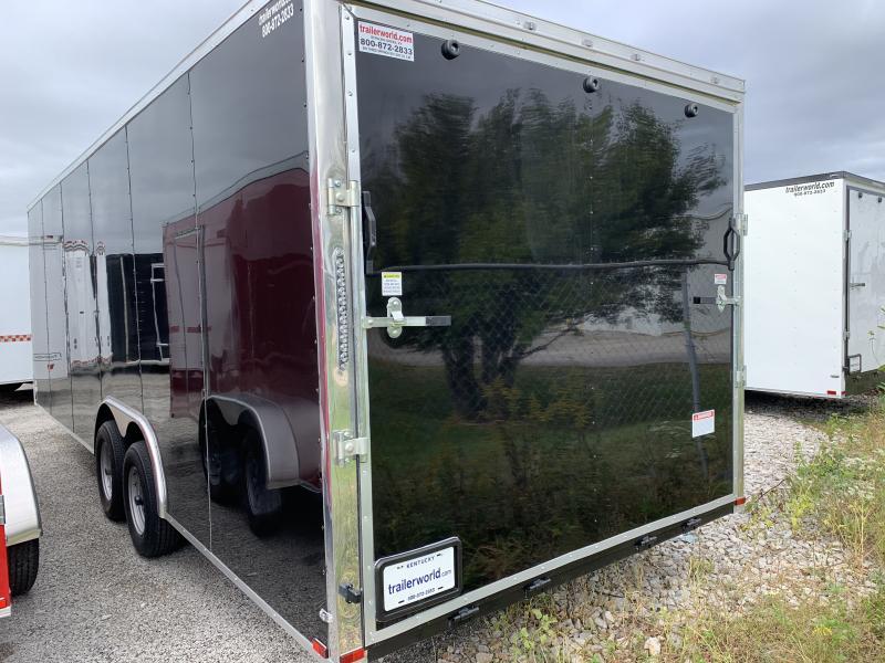 2022 30040 8.5 X24TA Car / Racing Trailer