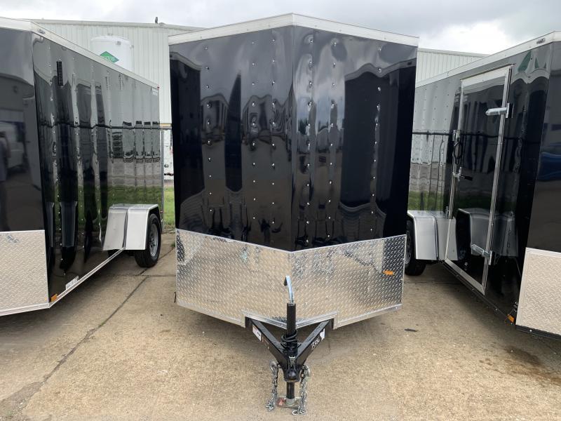 2022 75986 6 x 12'SA Enclosed Cargo Trailer