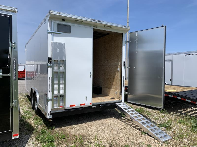 2021 Bravo Trailers 20' Brute Enclosed Cargo Trailer