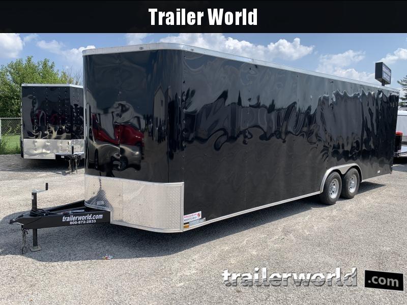 2022 28463 8.5 x 24'TA Car / Racing Trailer