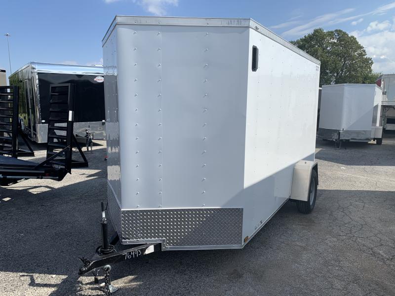 2022 76493 6 x 12'SA Enclosed Cargo Trailer