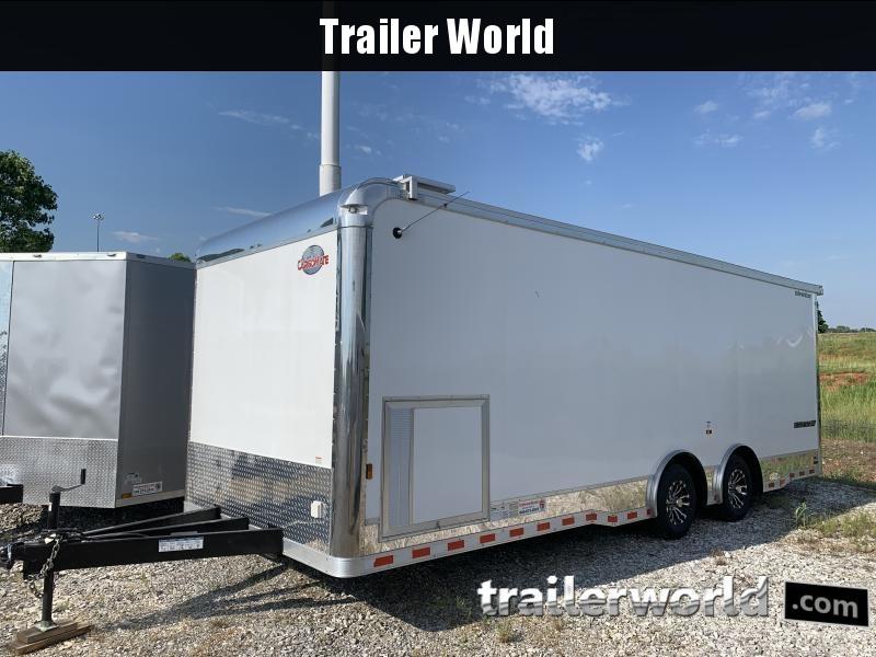 2021 Cargo Mate Eliminator 24' Race Trailer