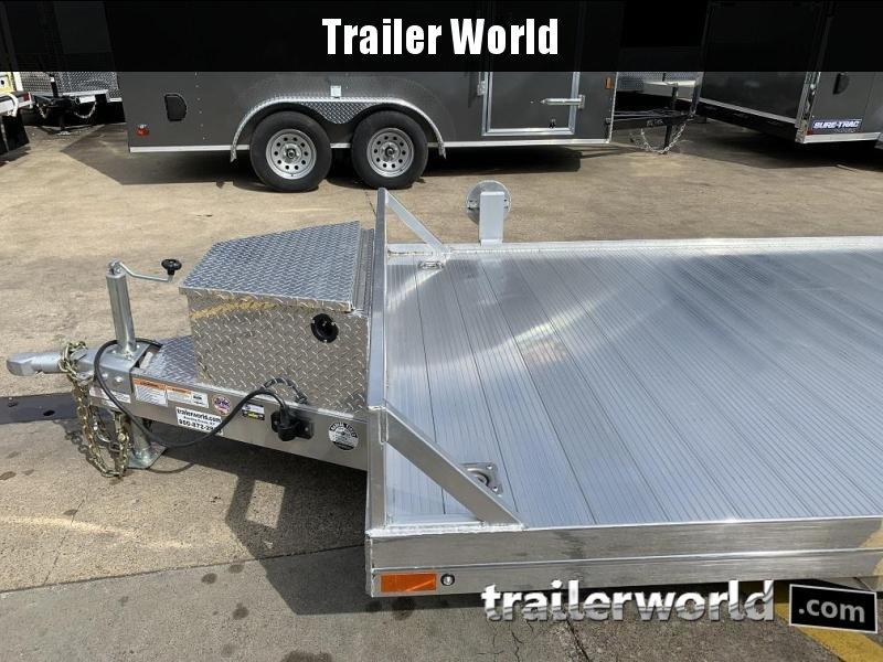2020 Sundowner 4000AP - 20' Aluminum Open Car Hauler Trailer