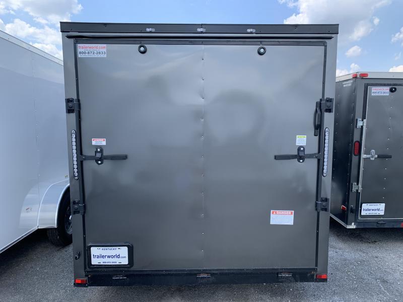 2021 25890 7 x 16'TA Enclosed Cargo Trailer
