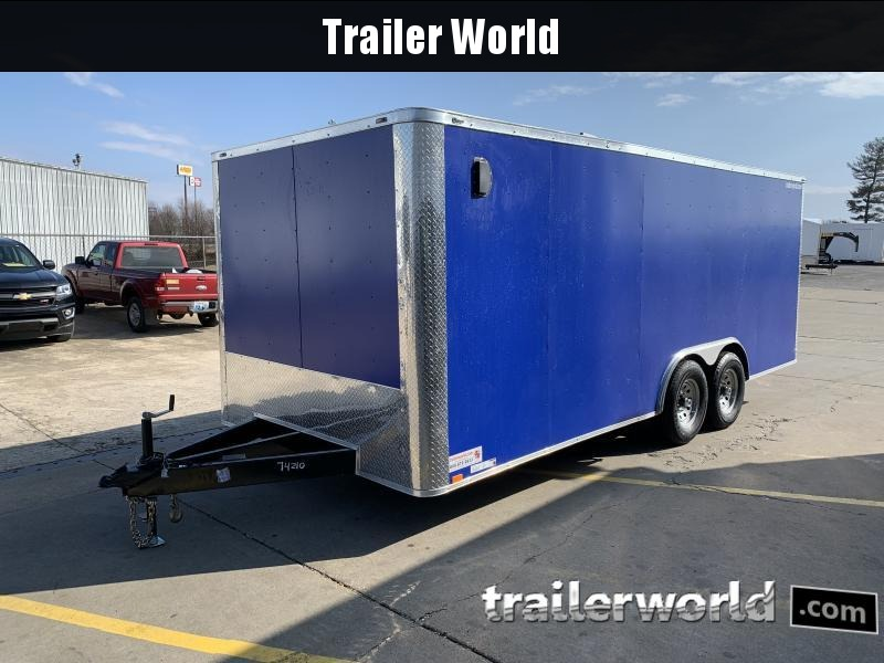 2021 Lark 8.5' X 20' TA Car / Racing Trailer