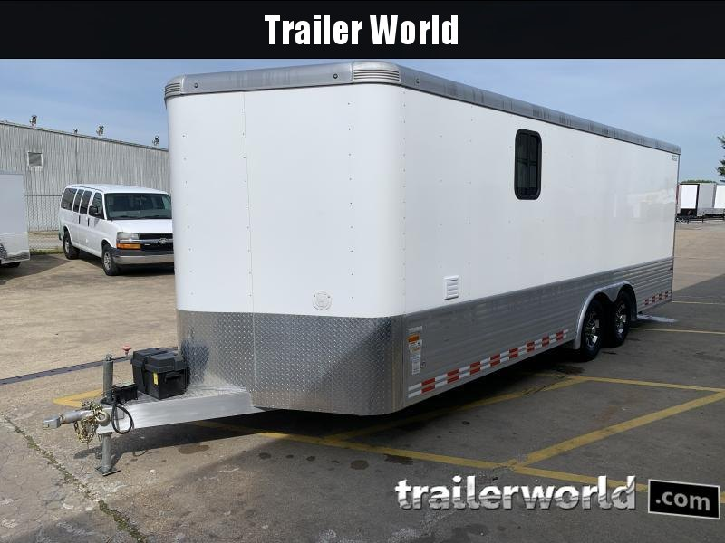 2016 Sundowner Trailers 20' Custom Camper Enclosed Cargo Trailer