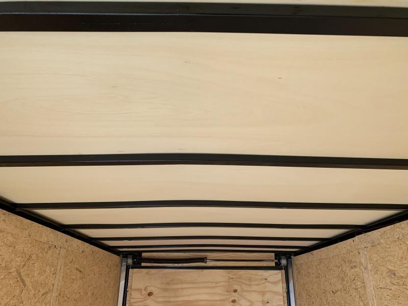 2022 28415 7 x 14'TA Enclosed Cargo Trailer