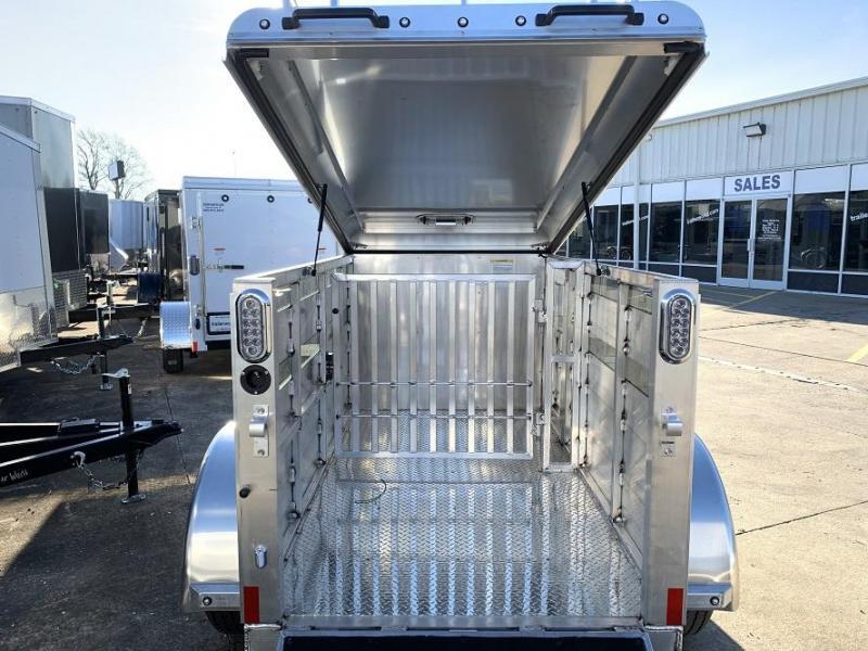 2020 Sundowner Aluminum Mini Stock Trailer Show Trailer