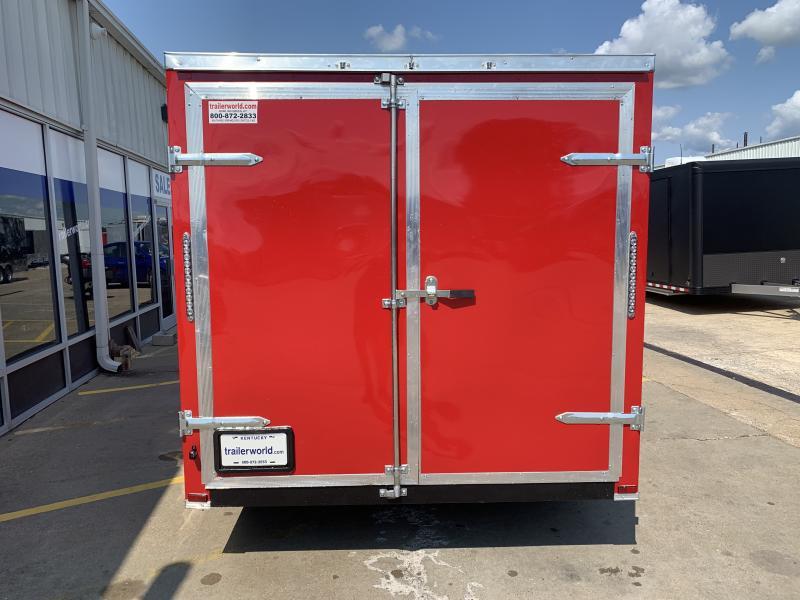 2022 29467 7 x 14'TA Double Doors Enclosed Cargo Trailer