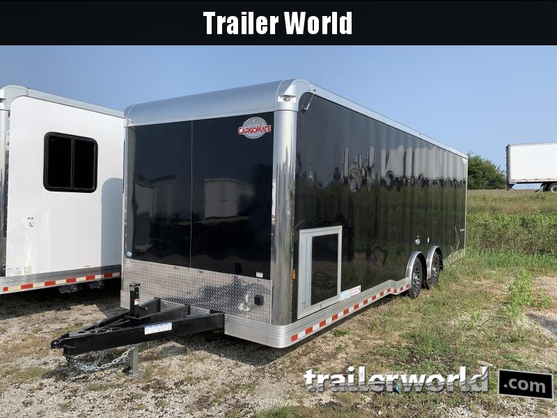 2021 Cargo Mate Eliminator 28' Race Trailer