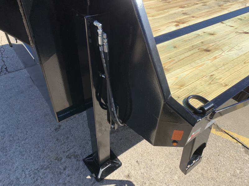 2021 Sure-Trac 8.5 x 20+10 Heavy Duty Low Profile Goose