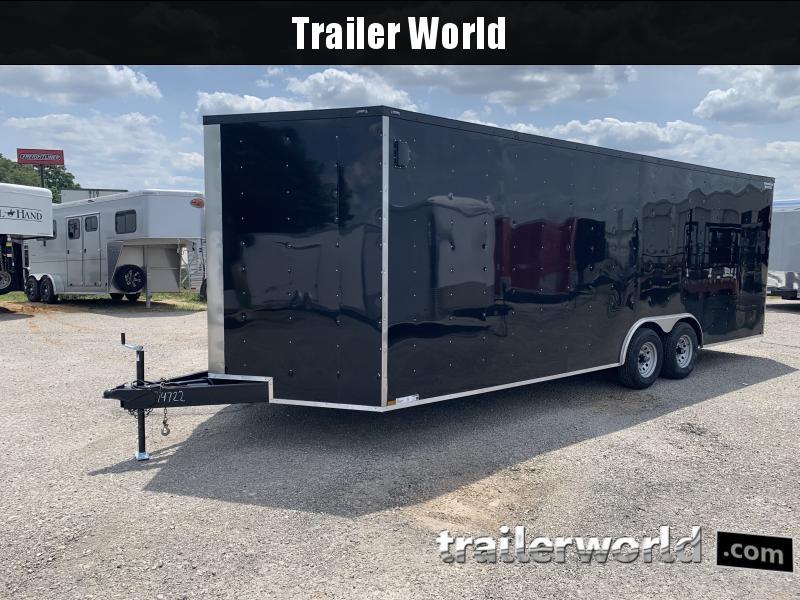 2021 74722 8.5 X 24'TA Car / Racing Trailer