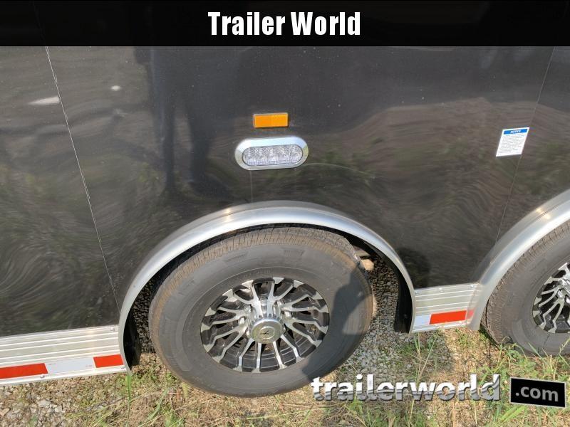 2021 Cargo Mate Eliminator 28' Race Trailer