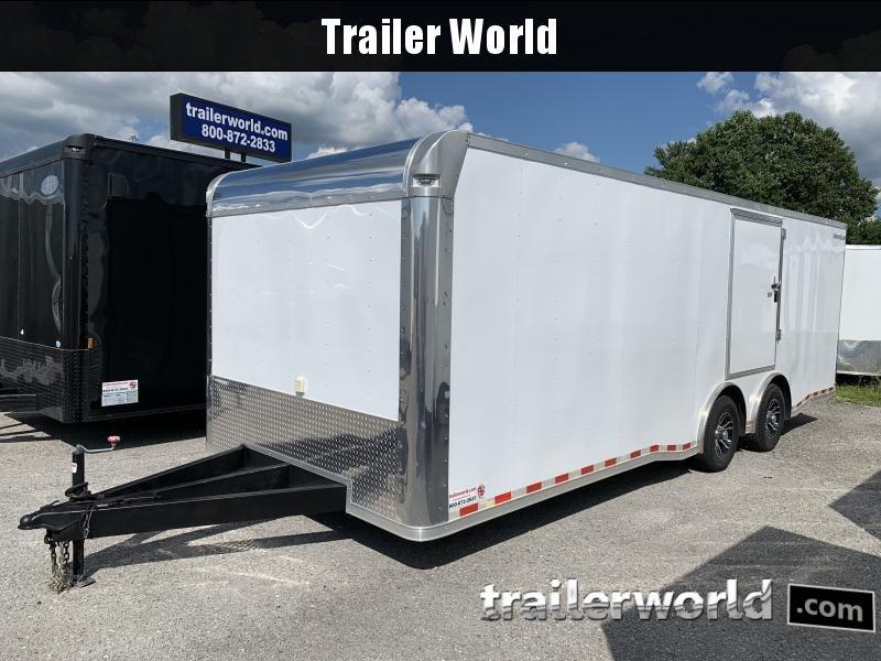 2019 Lark 24' Enclosed Car Trailer 10k GVWR