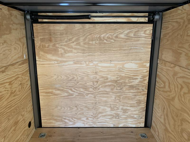 2021 74267 7 X 18'TA Enclosed Cargo Trailer