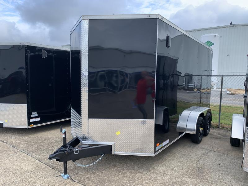 2022 Covered Wagon Trailers 7' X 14'TA Enclosed Cargo Trailer