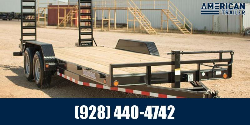 2021 Load Trail Equipment Trailer/14,000 GVWR/22'