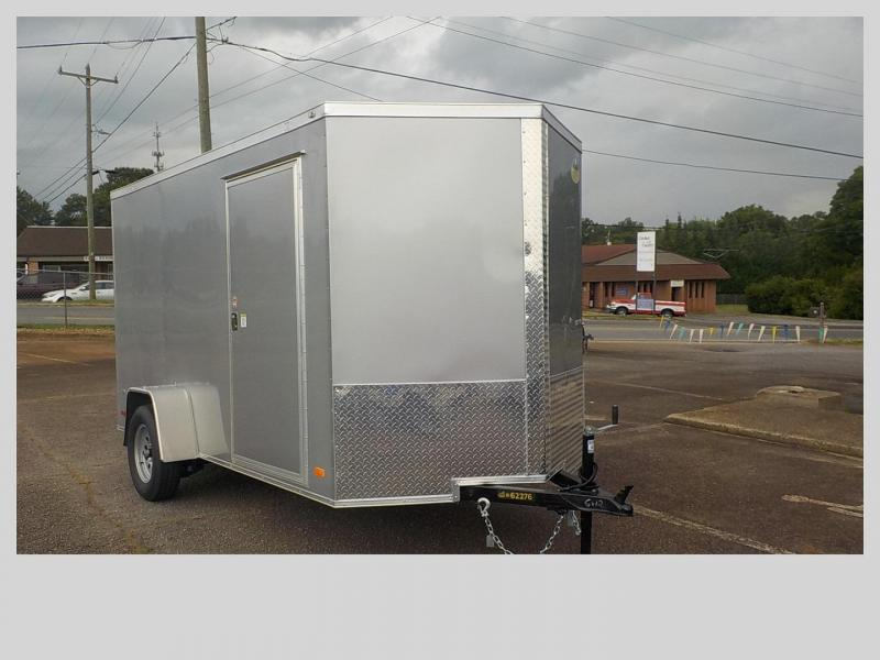 2020 Covered Wagon Trailers CW6X12SA Enclosed Cargo Trailer