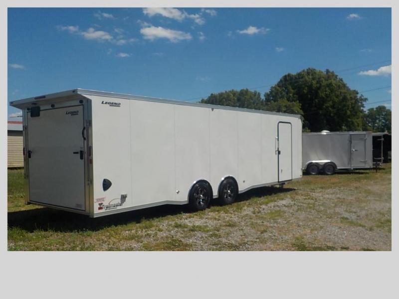 2021 Legend Trailers 8.5X28TMRTA52 Car / Racing Trailer