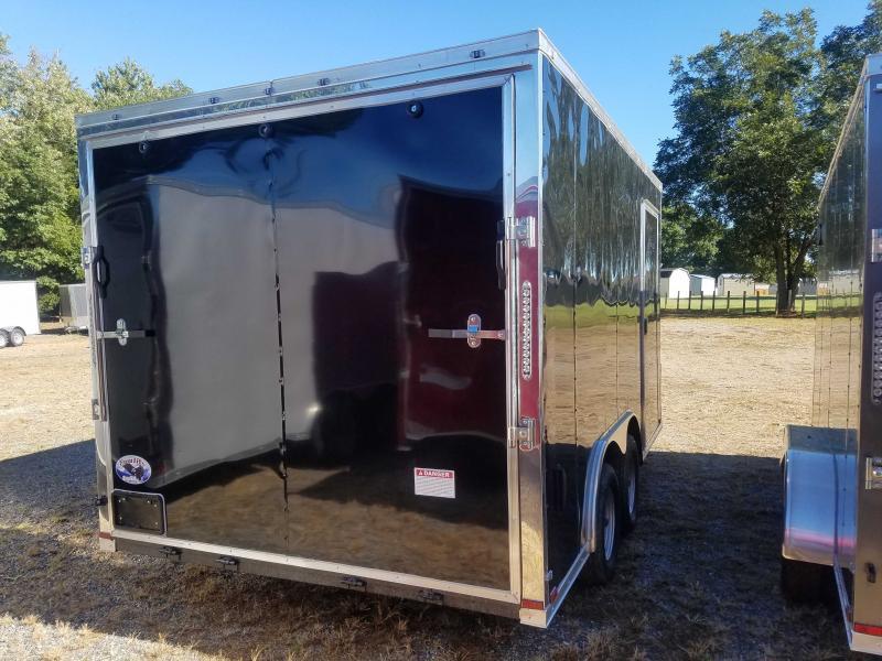 2022 Quality Cargo QC8.5X14TA Enclosed Cargo Trailer
