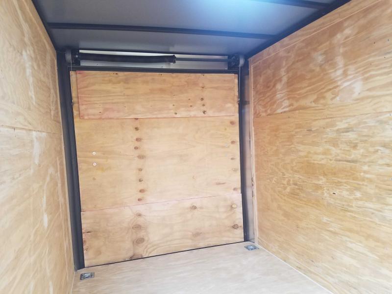 2021 Rock Solid Cargo RS6X12SA Enclosed Cargo Trailer