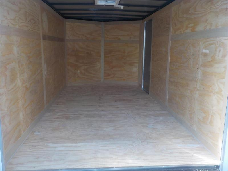2020 Cynergy Cargo CCL 7x16 TA2 Enclosed Cargo Trailer