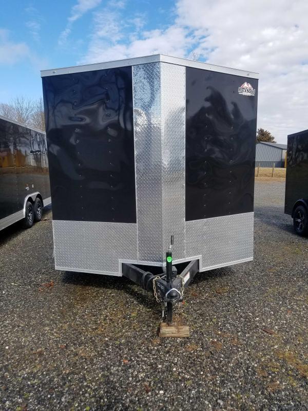 2021 Rock Solid Cargo 8.5x20TA Car / Racing Trailer