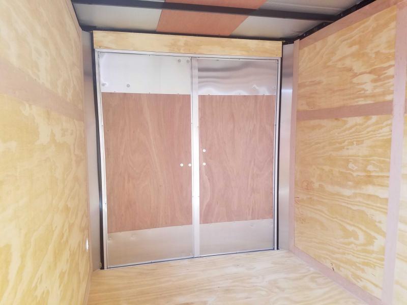 2022 Cargo Mate CM6X12SA Enclosed Cargo Trailer