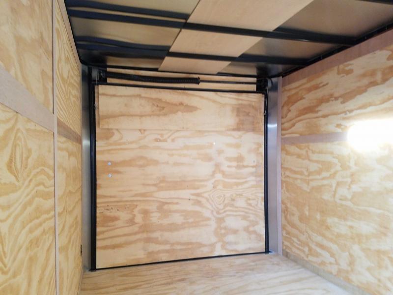 2021 Cargo Mate GANS714TA2 Enclosed Cargo Trailer
