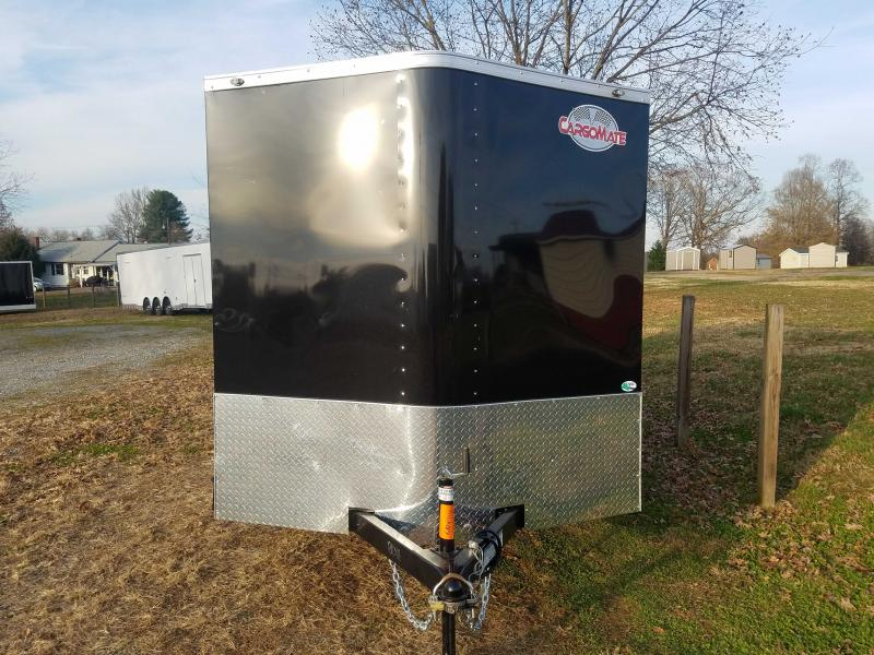 2021 Cargo Mate GANS714TA2 Enclosed Cargo Trailer
