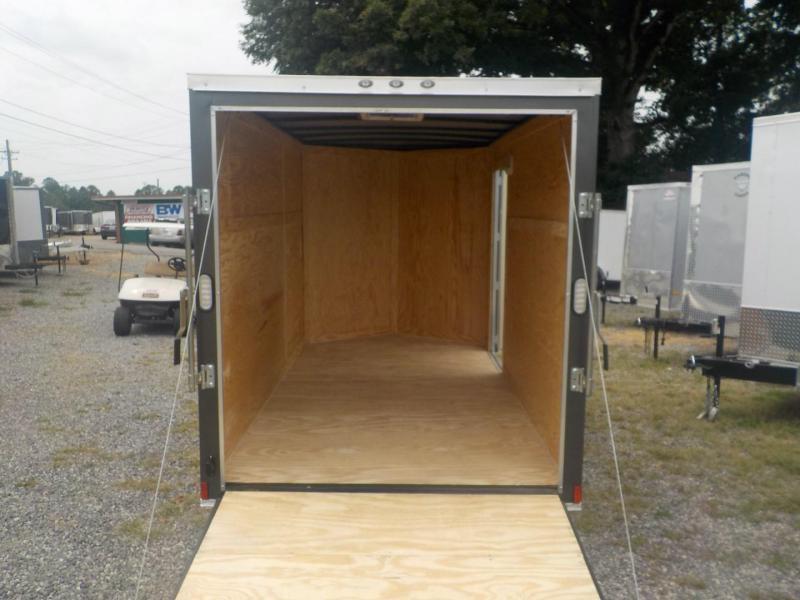 2022 Rock Solid Cargo RS6X10SA Enclosed Cargo Trailer