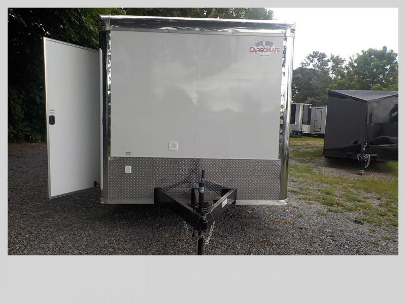 2021 Cargo Mate GANS8.528TA3 Car / Racing Trailer