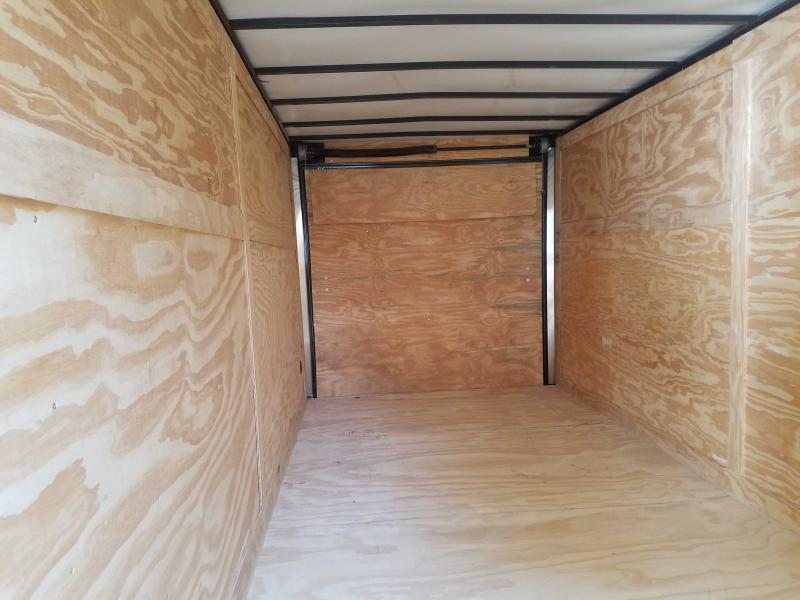 2022 Quality Cargo QC7X16TA Enclosed Cargo Trailer